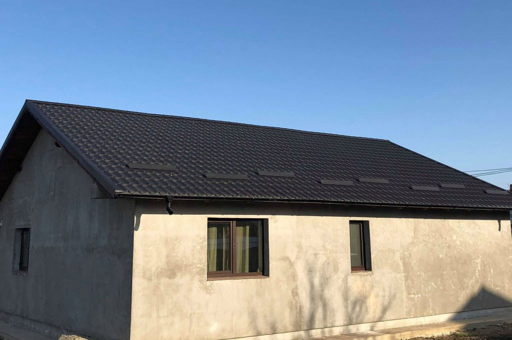 Proiecte realizate de TectumSteel Cluj-Napoca